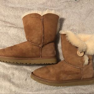 UGG Boots with Complete Care Kit